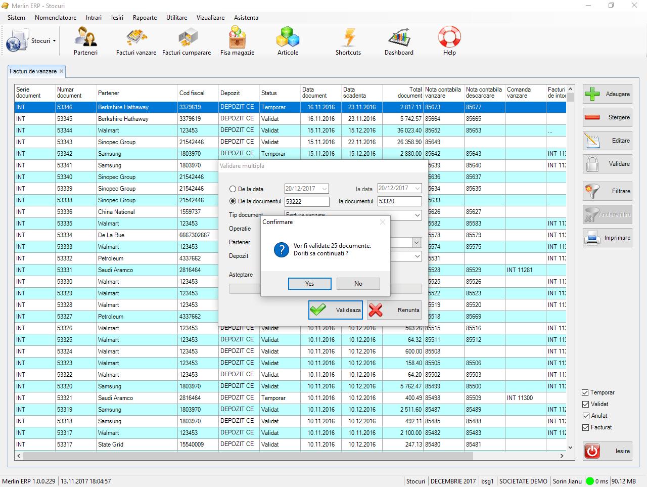 validare-multipla-documente